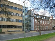 Engineering & Technology, Information Engineering and Jenkin Buildings from Parks Road