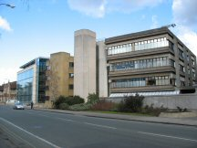 Jenkin, Information Engineering, Engineering & Technology and Holder Buildings from Banbury Road